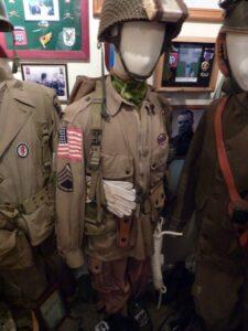 101st Airborne Uniform