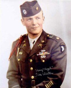 Major Dick Winters 101st Airborne